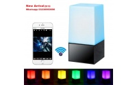Spy Camera Wireless Night Light Secret Covert WiFi Nanny Cam HD 1080P