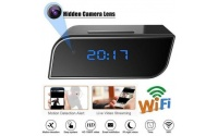 Hidden T9 WiFi Table Clock HD 1080P