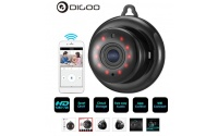 DIGOO - 2.1mm Lens - Cloud Storage - NVR Support Onvif -Support 64 GB