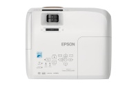 Epson Home Cinema Projector +1920x1080 + 3D +10 Bit+MiraCast+ remote